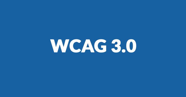 WCAG 3.0